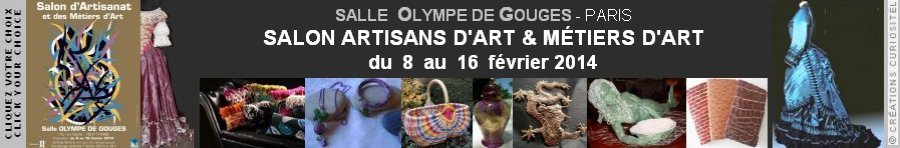Salon d'art, salon d'artisans d'art Mairie du 11e